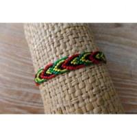 Bracelet brésilien Manaus plat 34