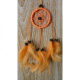 Dreamcatcher orange paah