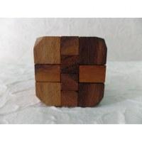 Casse-tête cube diamant
