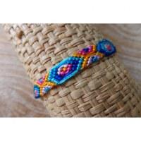 Bracelet brésilien Manaus plat 40