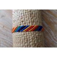 Bracelet brésilien Manaus plat 46