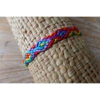 Bracelet brésilien Manaus plat 49