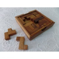 Casse tête puzzle square
