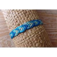 Bracelet brésilien Manaus plat 65