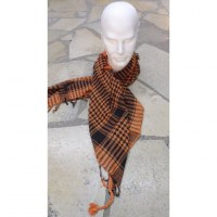 Foulard Riyad orange