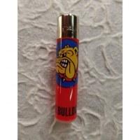 Briquet bulldog rouge