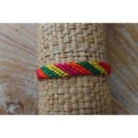Bracelet brésilien Manaus plat 72