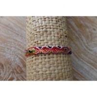 Bracelet brésilien Manaus plat 74