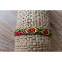 Bracelet brésilien Manaus plat 78