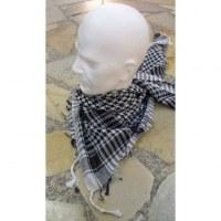 Foulard Riyad blanc