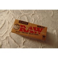 Feuilles Raw rolls