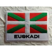 Ecusson drapeau Euskadi
