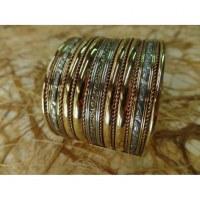 Bracelet manchette semainier
