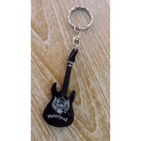 Porte clés noir guitare Motörhead