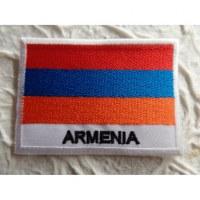 Ecusson drapeau Arménie