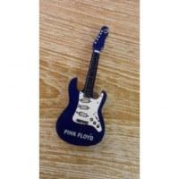 Magnet bleu guitare Pink Floyd