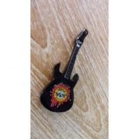 Magnet noir guitare Guns N' Roses
