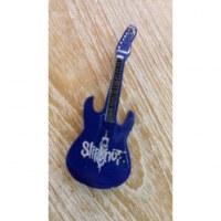 Magnet bleu guitare Slipknot