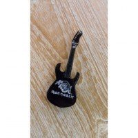 Magnet guitare Iron Maïden
