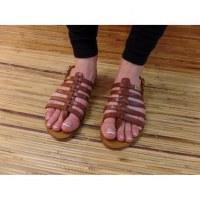 Sandales Tropéziennes Hérilo tan