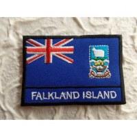 Ecusson drapeau îles Falkland