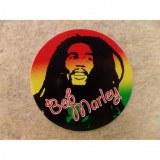 Autocollant 1 Bob Marley