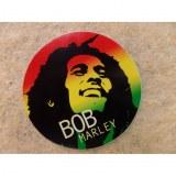 Autocollant 2 Bob Marley