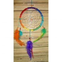 Dreamcatcher fil rainbow