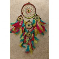 Dreamcatcher rasta color II