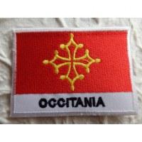 Ecusson drapeau Occitanie