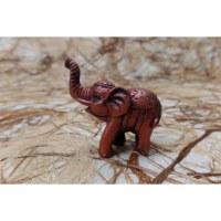 Eléphant mini cuivré