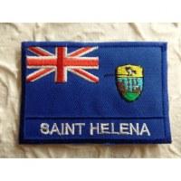 Ecusson drapeau Sainte Hélène