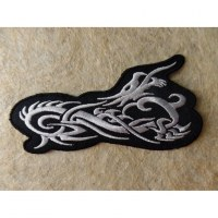 Patch tribal dragon