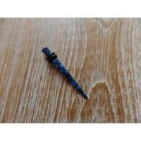 Dilatateur conique tacheté bleu