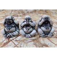 Les 3 Bouddha de la sagesse