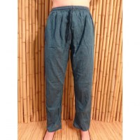 Pantalon Laprak bleu pétrole