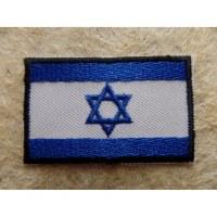 Ecusson drapeau Israélien