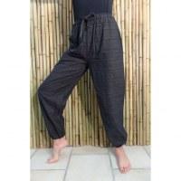 Pantalon Ranong noir