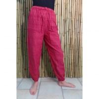 Pantalon Ranong rouge