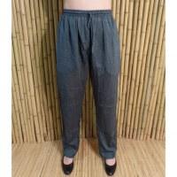 Pantalon Laprak gris bleu