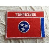 Ecusson drapeau Tennessee