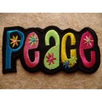 Ecusson peace
