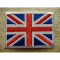Ecusson drapeau anglais