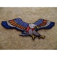 Ecusson aigle américain