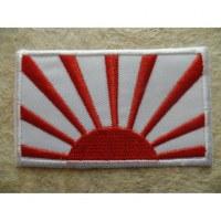 Patch drapeau soleil levant