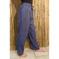 Pantalon Gandaki bleu/gris