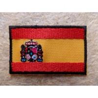Ecusson drapeau espagnol