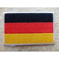 Ecusson drapeau allemand