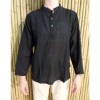 Chemise Parbat noir