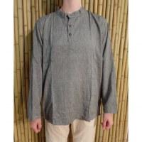 Chemise Parbat gris chiné